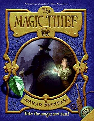 9780061375903: The Magic Thief, Book One (Magic Thief (Quality))