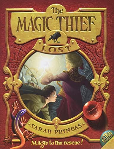9780061375927: The Magic Thief: Lost