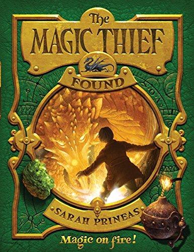 9780061375934: The Magic Thief: Found