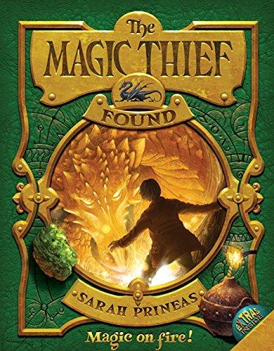 9780061375958: The Magic Thief: Found
