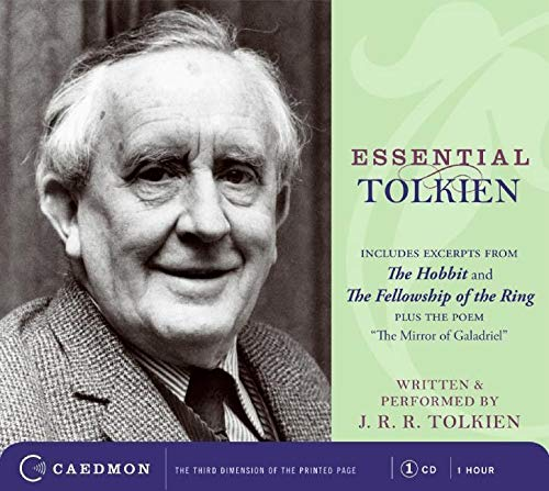 9780061376498: Essential Tolkien CD: The Hobbit and The Fellowship of the Ring