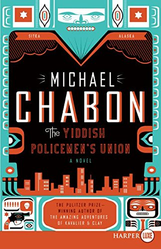 9780061376948: The Yiddish Policemen's Union (Large Print)