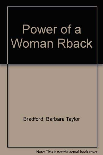 9780061378782: Power of a Woman