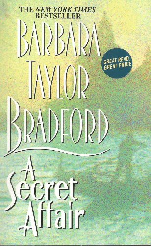 9780061378799: A Secret Affair