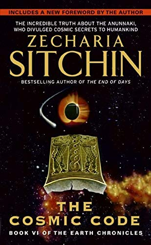9780061379246: cosmic code: Book VI of the Earth Chronicles