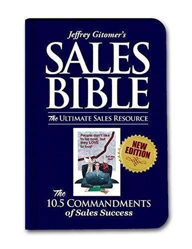 9780061379406: The Sales Bible: The Ultimate Sales Resource, New Edition
