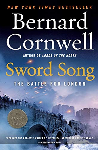 9780061379741: Sword Song: The Battle for London (Saxon Tales)