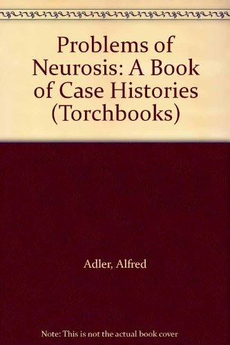 9780061380068: Problems of Neurosis: A Book of Case Histories (Torchbooks)