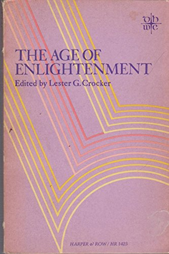 9780061384356: Age of Enlightenment (Torchbooks)