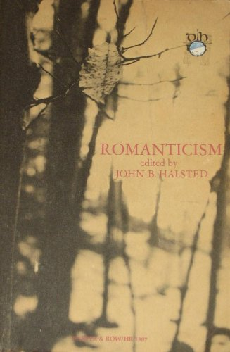 9780061387883: Romanticism (Documentary History of W.Civilization)