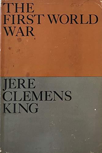 9780061388835: First World War (Torchbooks)