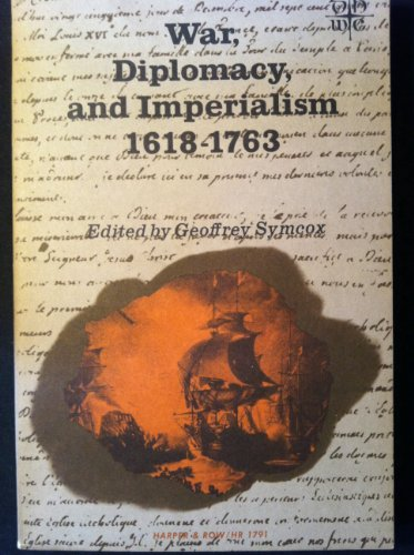 9780061395000: War, Diplomacy and Imperialism, 1618-1763 (Torchbooks)