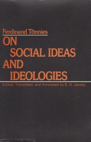 9780061395338: On Social Ideas and Ideologies