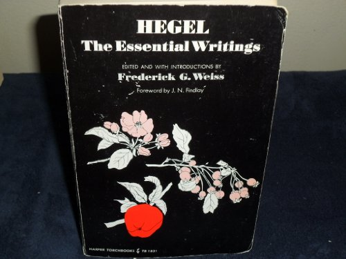 9780061397158: Hegel: The Essential Writings (Torchbooks)
