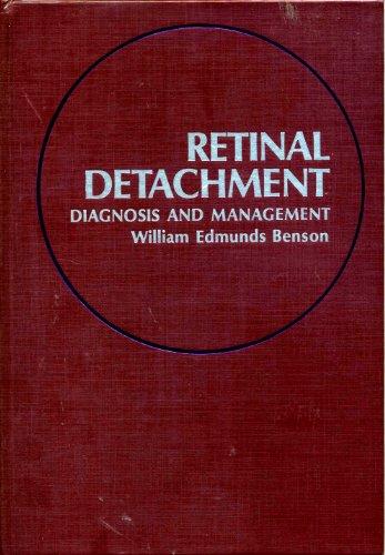 9780061404108: Retinal Detachment: Diagnosis and Management