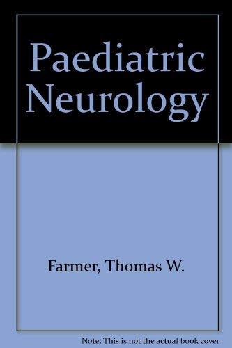9780061408021: Paediatric Neurology