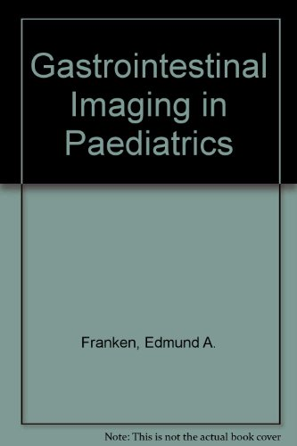9780061408229: Gastrointestinal Imaging in Paediatrics