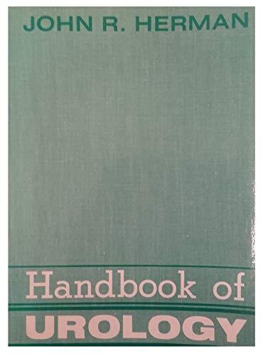 9780061411885: Handbook of Urology