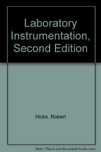 9780061411915: Laboratory instrumentation