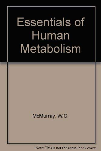 9780061416415: Essentials of Human Metabolism