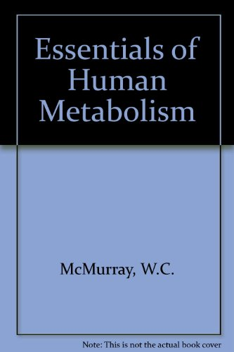 9780061416439: Essentials of Human Metabolism