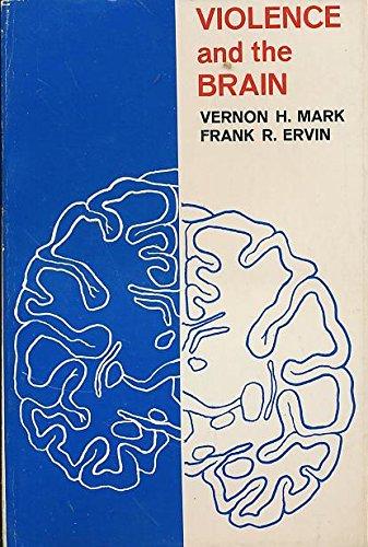 9780061416989: Violence & the Brain Pb