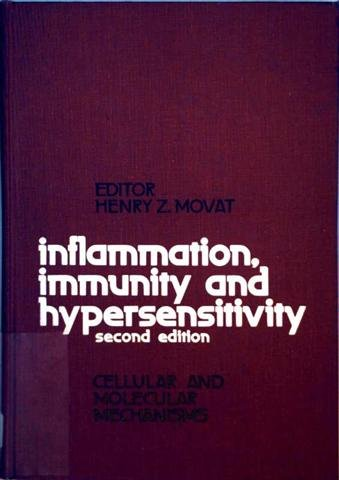 9780061418044: Inflammation, Immunity and Hypersensitivity