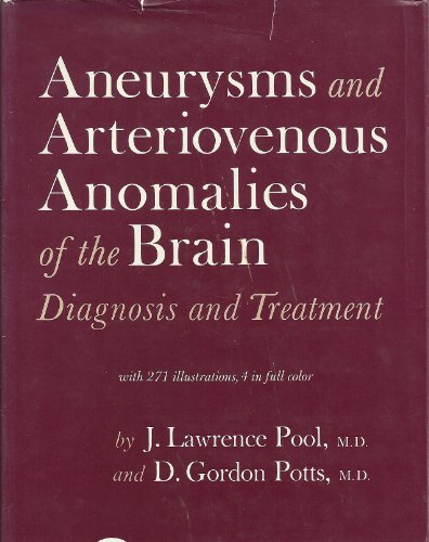 9780061422201: Aneurysms and Arteriovenous Anomalies of the Brain
