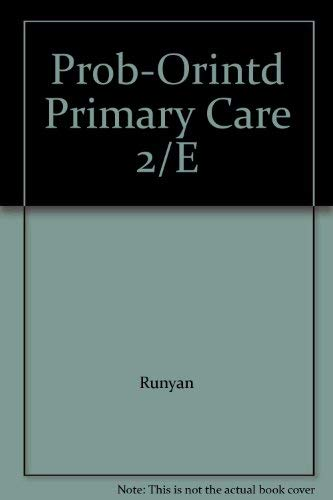 9780061423055: Prob-Orintd Primary Care 2/E