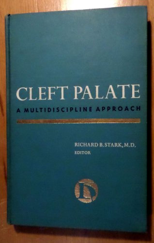 9780061424816: Cleft Palate: A Multidiscipline Approach