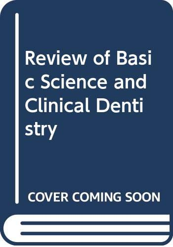 9780061426582: Review of Basic Science and Clinical Dentistry: v. 2