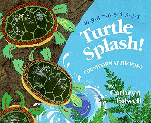 9780061429279: Turtle Splash!: Countdown at the Pond