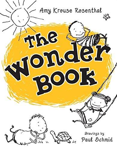 The Wonder Book (0061429740) by Amy Krouse Rosenthal
