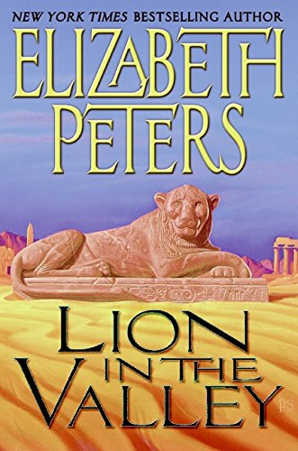 9780061429798: Lion in the Valley (Amelia Peabody Mysteries)
