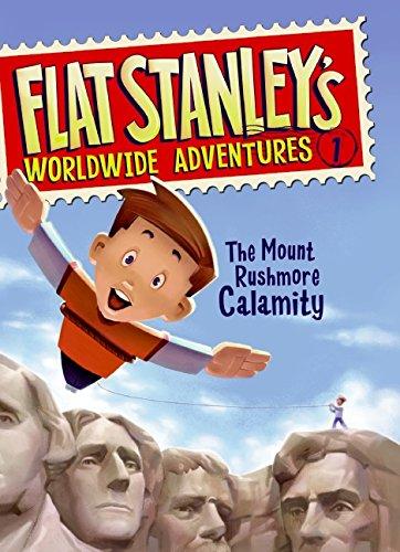 9780061429910: Flat Stanley's Worldwide Adventures #1: The Mount Rushmore Calamity
