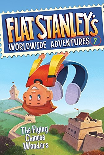 9780061430022: The Flying Chinese Wonders (Flat Stanley's Worldwide Adventures)