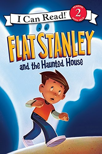 9780061430046: Flat Stanley and the Haunted House (I Can Read Level 2)