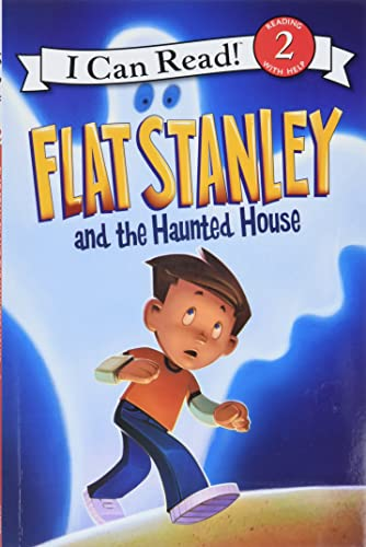 9780061430053: Flat Stanley and the Haunted House (I Can Read Books: Level 2)