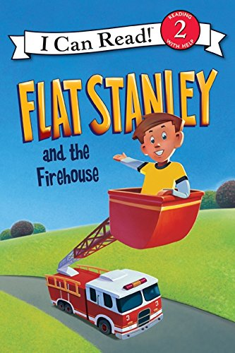 9780061430060: Flat Stanley and the Firehouse (I Can Read Level 2)