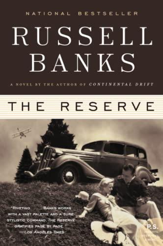 9780061430268: The Reserve: A Novel