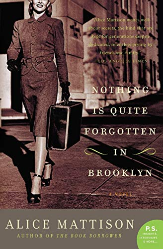 9780061430558: Nothing Is Quite Forgotten in Brooklyn: A Novel