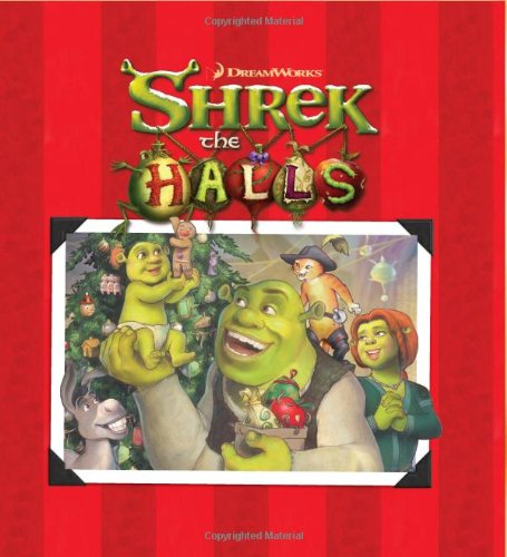 9780061430787: Shrek the Halls (Shrek the Third)
