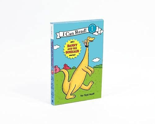 9780061430831: Danny and the Dinosaur 50th Anniversary Box Set (I Can Read Book 1)