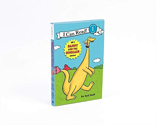 9780061430831: Danny and the Dinosaur 50th Anniversary Box Set (I Can Read Level 1)