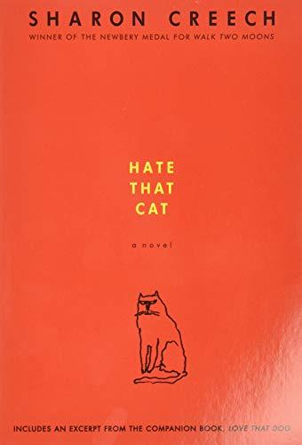 9780061430947: Hate That Cat: A Novel