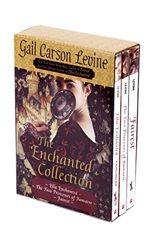 9780061431005: The Enchanted Collection: Ella Enchanted/The Two Princesses of Bamarre/Fairest