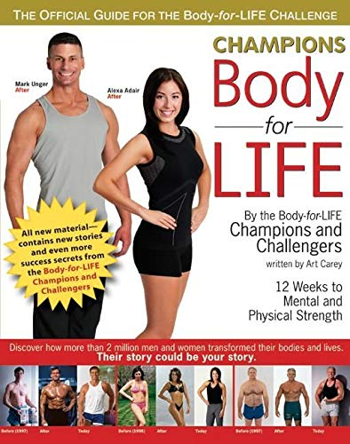 9780061431371: Champions Body-for-LIFE