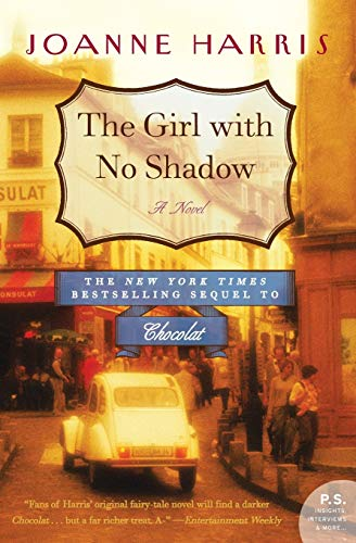 9780061431630: The Girl with No Shadow