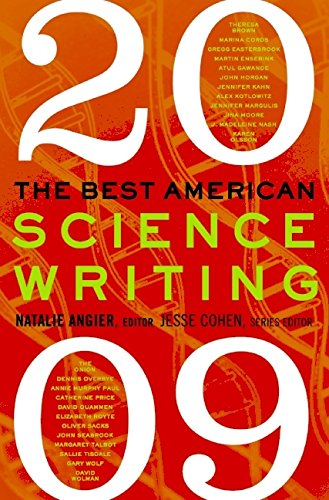 9780061431661: The Best American Science Writing 2009