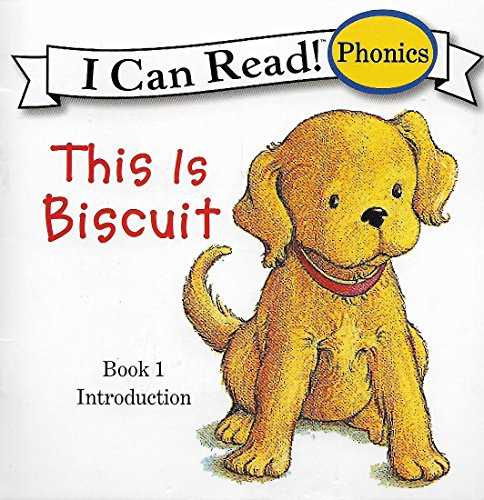 9780061431920: This Is Biscuit (I Can Read Phonics. Book 1. Introduction)